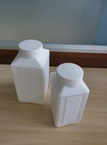 500g HDPE Plastic Bottle Apply to Solid Medicine pictures & photos