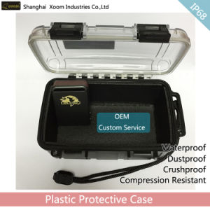 OEM Smartphone Waterproof Case Dry Box Plastic GPS Waterproof Box