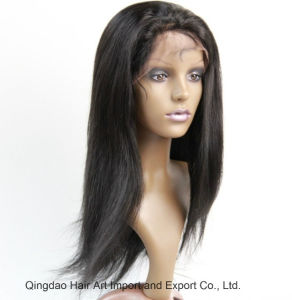Good Quality Indian Remy Hair Full Lace Women Wig