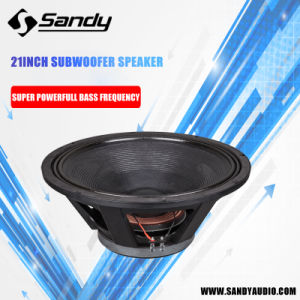 Professional Speaker Audio Sub-Woofer Rj21g125
