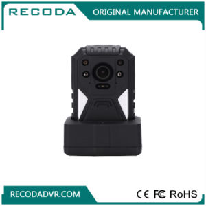 Body Camera 1440p Resolution 4G+GPS+WiFi Support IP68