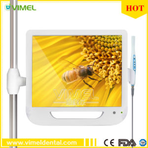 5.0mage Dental Endoscope 17inch LCD Monitor USB Intra Oral Camera pictures & photos