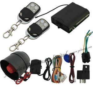 Classical Nice Transmitter Company Car Alarm with Siren