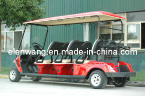 EEC Approved Electric Golf Carts with 6seats pictures & photos