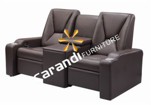 Electric Motion Recliner Cinema Sofa (Rd5806)