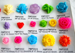 Poly Resin Flower