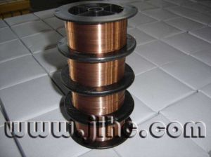 Copper Coated Coil Wire Special for Volume Nail pictures & photos