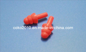 Kill Noise Silicon Earplugs Soft Feeling pictures & photos