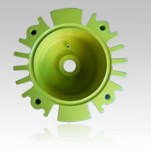 Die Casting Parts of Motor Cover