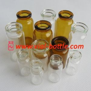 Drug Glass Vials for Medicine Packaging pictures & photos