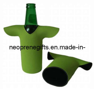 T Shirt Bottle Cooler, Can Cooler (SW2002)