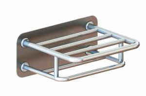 Stainless Steel Tube Towel Rack
