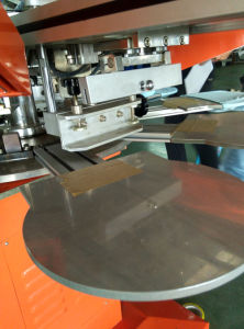 SPF High Speed Tagless / Label Screen Printer pictures & photos