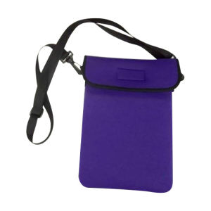 Netbook Neoprene Sleeve with Handle Strap (NS-001) pictures & photos