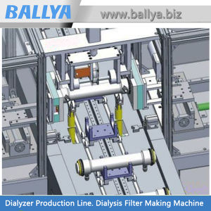 How a Dialyzer Is Made - Ballya Dialysis Filters Production Line Manufacturing Technology
