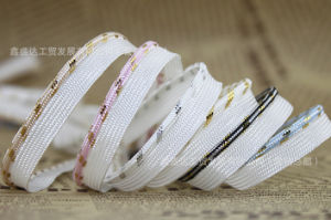 Eco-Friendly Hot Sale Polyester Piping Tape