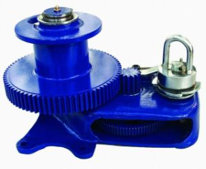 3500lbs Ceiling Winch, Blue, Winches / Poultry Farm Equipment (H3500 blue) pictures & photos