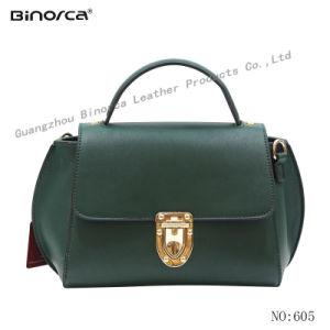 4f5e2dbe3751 2018 New Fashion Elegant PU Young Lady Handbag and Women Bag Handle and Cross  Body Bag