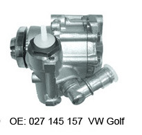 Electric Hydraulic Power Steering Pump for VW