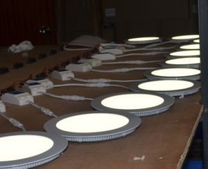 Dali Dimmable LED Panels with CE RoHS