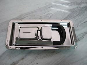 Truck Recessed Door Lock (16C07)