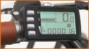 24V LCD Waterproof Display for Electric Bicycle pictures & photos