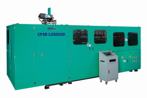 Pet Stretch Blow Molding Machine - Fully Electric Cpsb-Lss8
