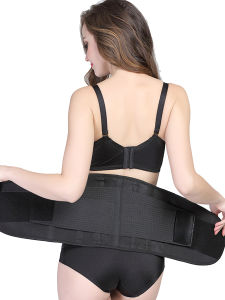 Breathable Elastic Body Shaping Slimming Tummy Waist Shaper Cincher Corset  Belt