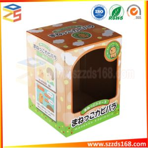 14 Year Factory Customized High Quality Corrugated Gift Box With Window