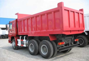 HOWO 6X4 Tipper 336HP Euro II Emission Dump Truck (ZZ3257N3447A1/NOWA) pictures & photos