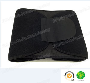 Unbreathable Neoprene Back Support Good with SGS for Body Slim