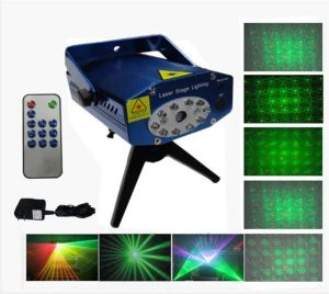 Mini Laser Lights with Remote Controller (XL-SL-106)