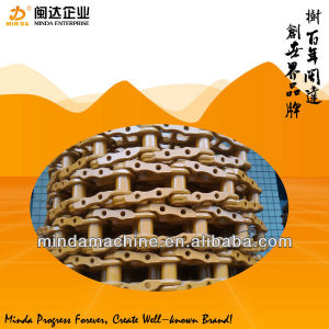 Minda Industries Parts for Excavator Track Link Track Chain