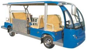 Wheelchair Carrier Car for 12passengers (PE2LY6158) pictures & photos