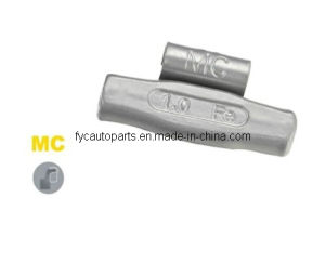 Steel Clip-on Weight Mc