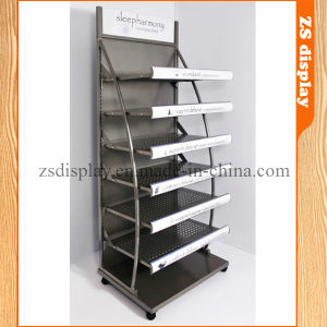 6-Layers Storage Clothes Metal Display Stand (ZS-431)