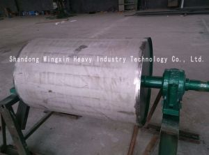CT Midfielder (semimagnetic) Dry Drum Permanent Magnetic Separator for Iron Ore, River Sand, Sand Hill pictures & photos