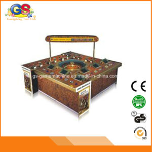 Slot Video Game Poker Table Set Electronic Roulette Machine for Sale pictures & photos
