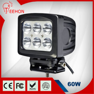 60W Square CREE LED Work Lamp for Truck pictures & photos