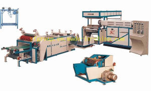 High Speed Woven Fabric Laminating Machine