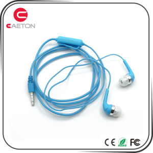 Mobile Accessories Earphones 3.5mm Connector Earbuds