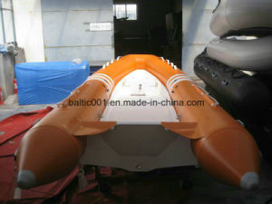 Rigid Inflatable Boat Rib 470 with Ce