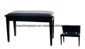[Chloris] Homelike Piano Bench (HS-005EP)