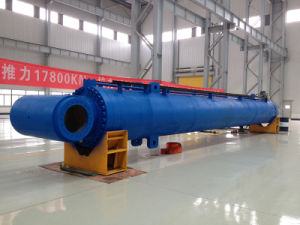 Offshore Cylinder for Pile Driving Barge