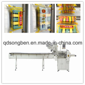 Instant Noodle Packing Machine With Dispensor (SFA 450) pictures & photos