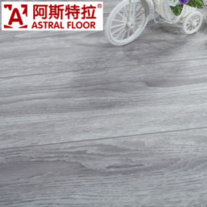 Embossed U/V-Groove 12mm Laminate Flooring pictures & photos