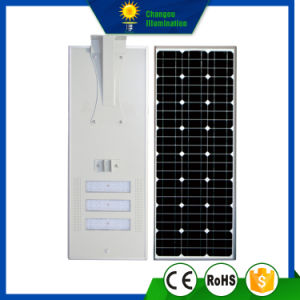 60W All in One LED Panel Street Solarlight