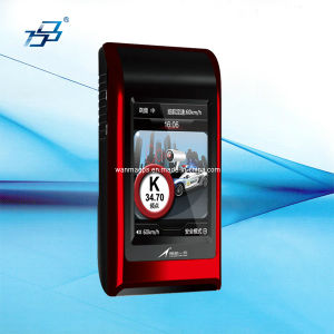 Automobilgps/Radar Detector for Mobile Radar and Fixed Camera 1kilometers in Ahead to Avoid Speeding Fine Tickets (Hottest)