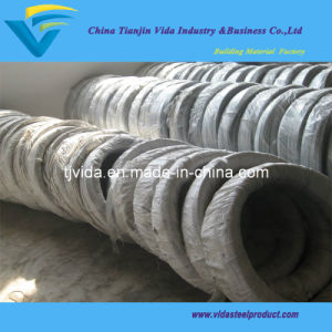 45#65#, 70#, 65mn, 82b, 72A, 72b High Carbon Galvanized Wire pictures & photos
