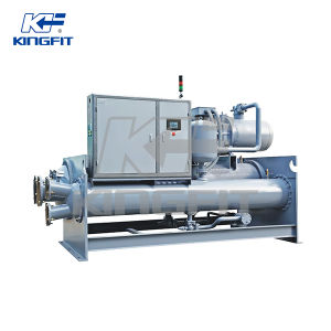 Direct Cooling Flooded Chiller for Anodizing